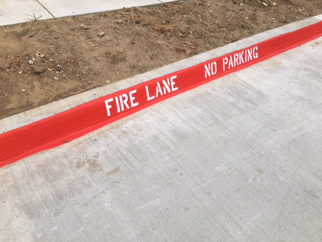 Nashville Fire Lane Compliance